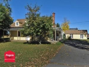 21080671 - Maison à 1 étage et demi à vendre