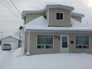 14324629 - Maison à 1 étage et demi à vendre