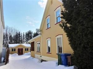 27273977 - Maison à 1 étage et demi à vendre