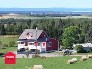 22833104 - Maison à 1 étage et demi à vendre