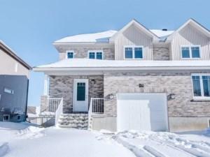 10868474 - Cottage-jumelé à vendre