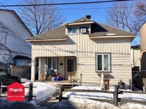 14953429 - Maison à 1 étage et demi à vendre