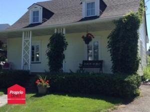 12587703 - Maison à 1 étage et demi à vendre