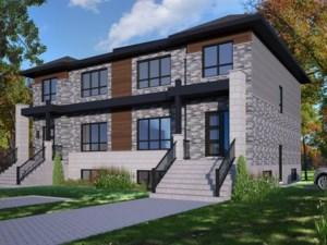 22232103 - Cottage-jumelé à vendre