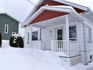 21765582 - Maison à 1 étage et demi à vendre