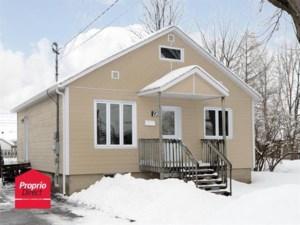 15510488 - Maison à 1 étage et demi à vendre