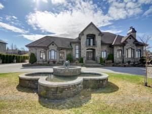 17040908 - Maison à 1 étage et demi à vendre