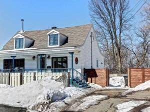 20079883 - Maison à 1 étage et demi à vendre