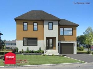 12944394 - Maison à étages à vendre
