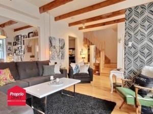 15865693 - Maison à étages à vendre