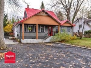 25301382 - Maison à 1 étage et demi à vendre