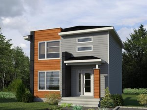 20242869 - Cottage-jumelé à vendre