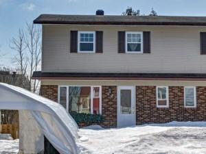 25866550 - Maison à étages à vendre