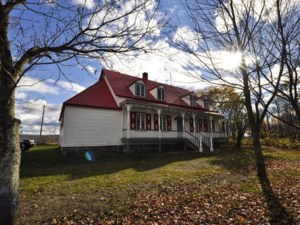 25795169 - Maison à 1 étage et demi à vendre