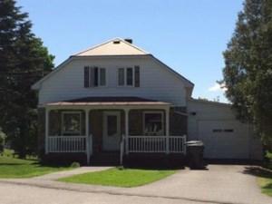 11507538 - Maison à 1 étage et demi à vendre