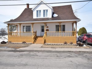 25683647 - Maison à 1 étage et demi à vendre