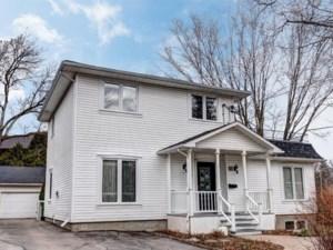 25023760 - Maison à étages à vendre