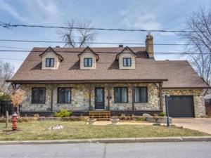 26353445 - Maison à étages à vendre