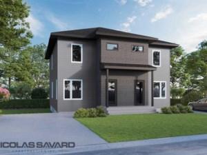13714265 - Cottage-jumelé à vendre