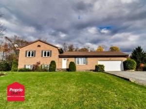 11207894 - Maison à 1 étage et demi à vendre