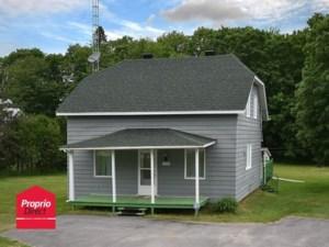 12075410 - Maison à 1 étage et demi à vendre