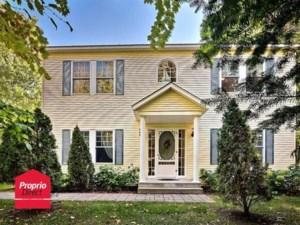 15013738 - Maison à étages à vendre
