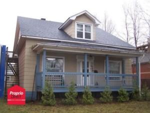 16913455 - Maison à 1 étage et demi à vendre