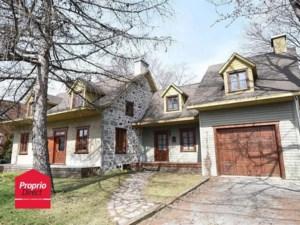 18320079 - Maison à 1 étage et demi à vendre