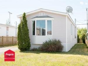 25543179 - Maison mobile à vendre