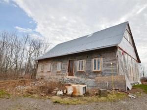12074635 - Maison à 1 étage et demi à vendre