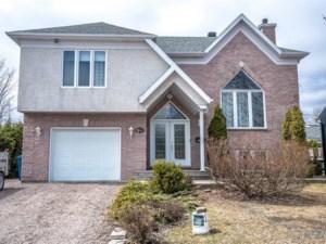 12487328 - Maison à 1 étage et demi à vendre