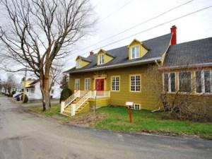 23147838 - Maison à 1 étage et demi à vendre
