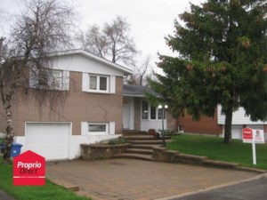 9482885 - Maison à paliers à vendre