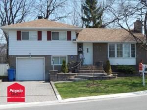 13923826 - Maison à paliers à vendre