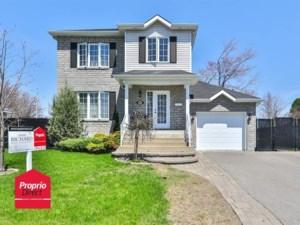 16577826 - Maison à étages à vendre