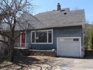 21019365 - Maison à 1 étage et demi à vendre