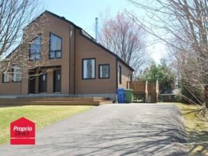 11357795 - Maison à 1 étage et demi à vendre