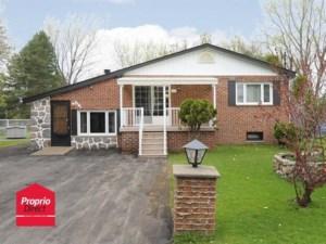 22416729 - Maison à 1 étage et demi à vendre