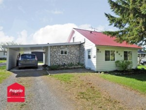 26488820 - Maison à 1 étage et demi à vendre