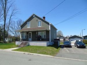 27138965 - Maison à 1 étage et demi à vendre