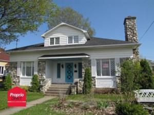 20706141 - Maison à 1 étage et demi à vendre