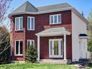 12476095 - Maison à étages à vendre