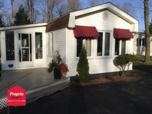 23859670 - Maison mobile à vendre