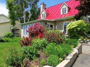 12526067 - Maison à 1 étage et demi à vendre