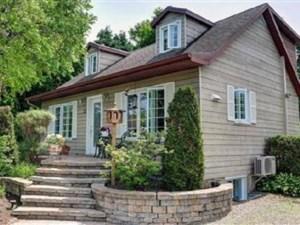17384116 - Maison à 1 étage et demi à vendre