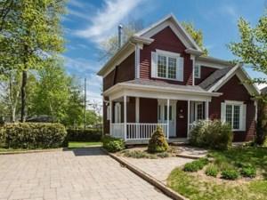 23438802 - Maison à étages à vendre