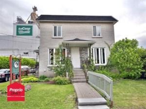 11643824 - Maison à étages à vendre