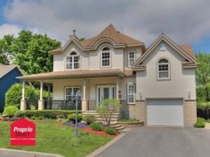 15382488 - Maison à étages à vendre