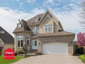 25738238 - Maison à étages à vendre