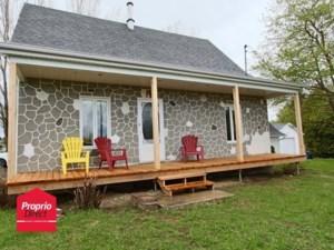 12683251 - Maison à 1 étage et demi à vendre